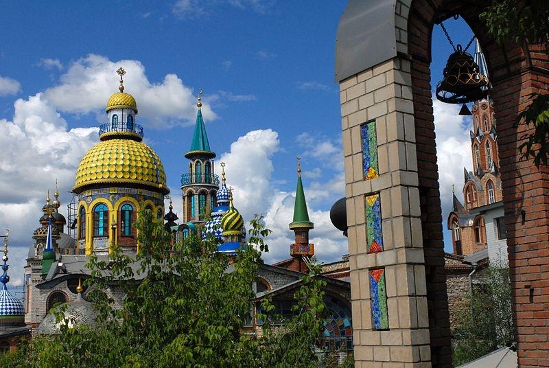Храм всех религий под Казанью