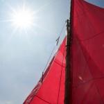 Паруса нашей лодки