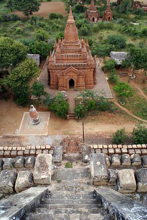 Баган, Бирма