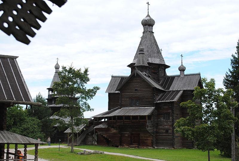 Музей - заповедник Витославлицы